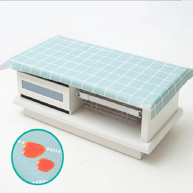 PVC防油免洗桌布