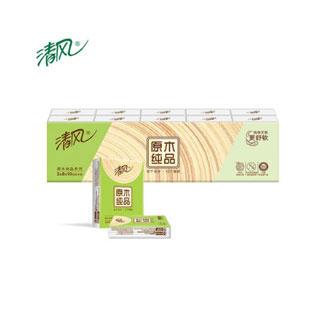 清風手帕紙巾30包