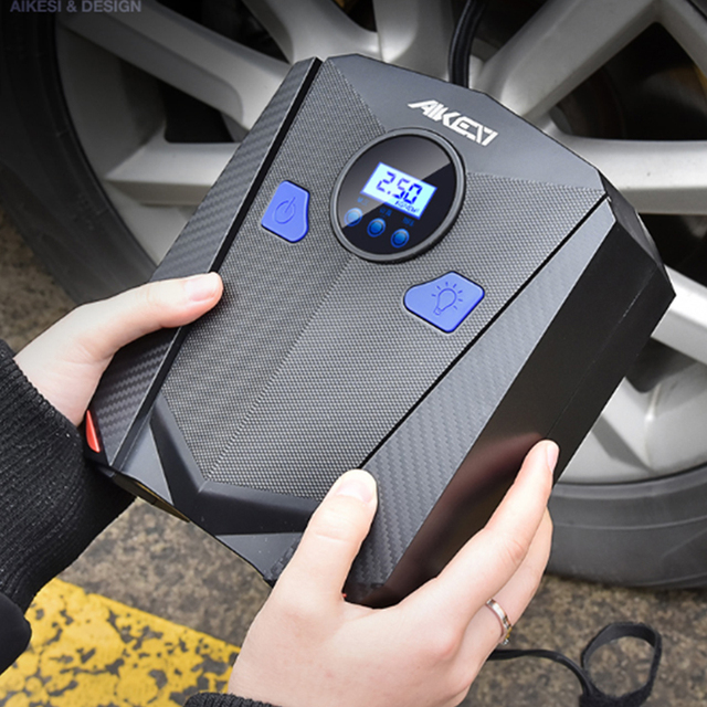 便携式车载充气泵小轿车