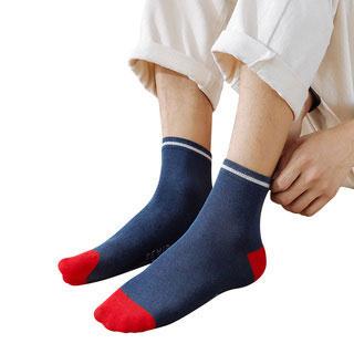 拍2森馬純棉長襪10雙