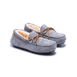 加絨棉鞋懶人澳洲羊毛鞋