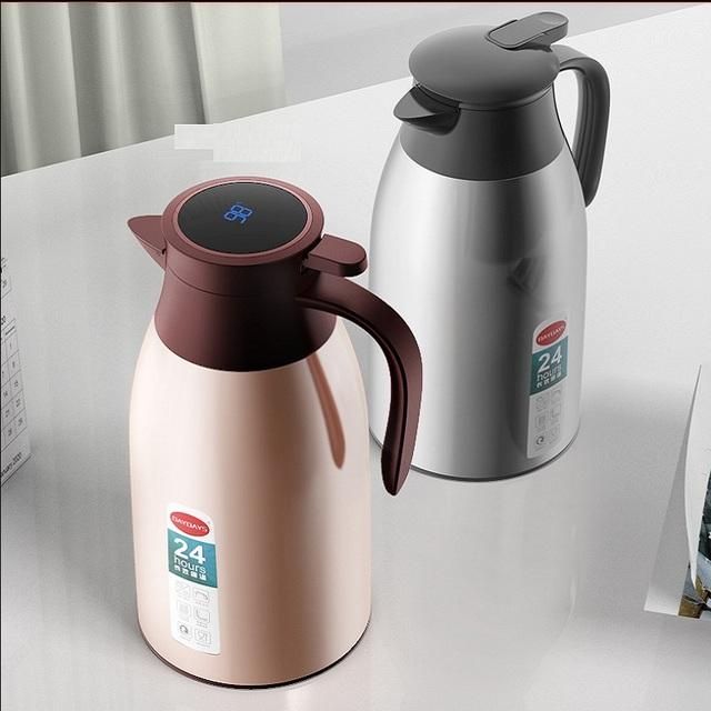 智能保溫壺家用保溫壺水壺
