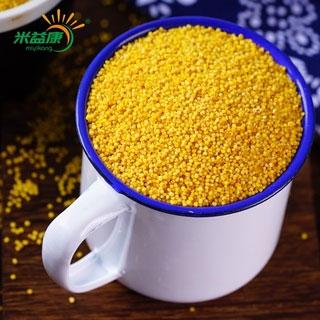 米脂黄小米新米1000g