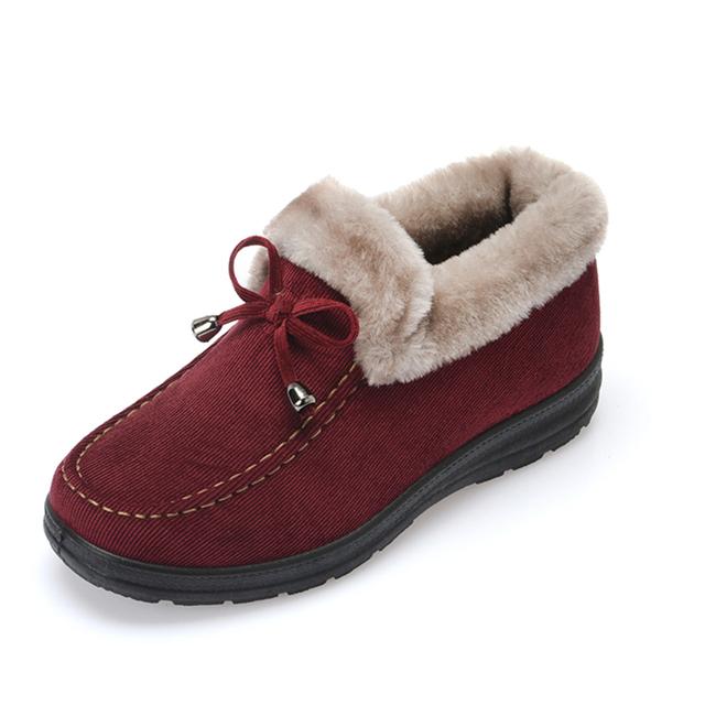老北京棉鞋毛毛鞋