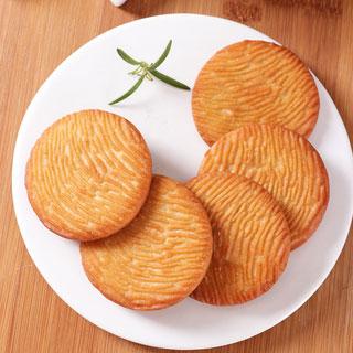 淘小妞猴头菇饼干早餐代