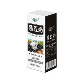 黑豆奶盒装250ml*6早餐奶
