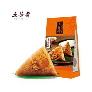 嘉兴特产大肉粽共600g