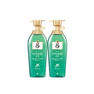 去屑止痒洗发水500ml*2瓶