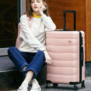 森马行李箱女迪士尼旅行箱
