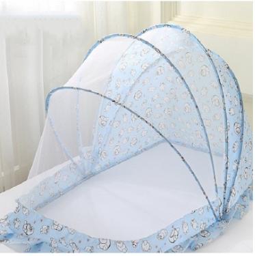 婴儿可折叠蚊帐