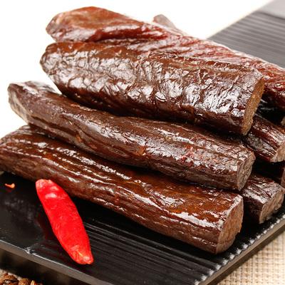 内蒙古牛肉干500克