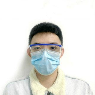 全封闭防唾沫防护眼镜