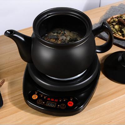 全自動煎藥壺陶瓷罐