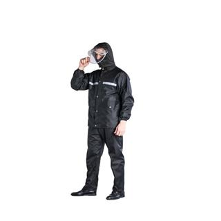 雨衣雨褲套裝全身防護服