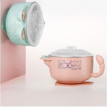 宝宝注水保温碗辅食碗