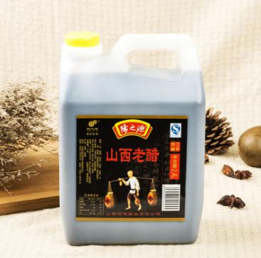 山西正宗老陳醋桶裝2.4 L