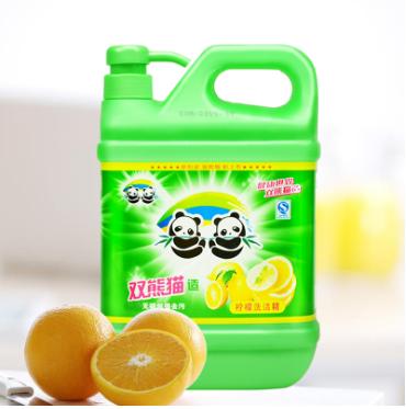 檸檬香洗潔精蔬果清潔劑