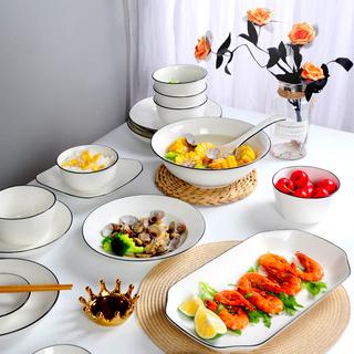景德鎮日式碗碟套裝