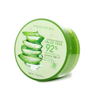 補水保濕蘆薈膠補300ml