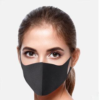 可清洗防塵透氣面罩