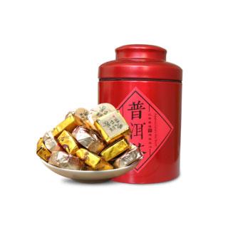 小沱茶普洱熟茶小金磚