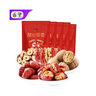 舌里红枣夹核桃160g/袋