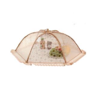 防塵可折疊菜罩可洗菜罩