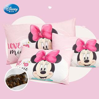 迪士尼蕎麥枕芯+枕套枕頭