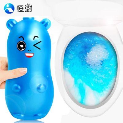 潔廁靈藍泡泡清潔劑