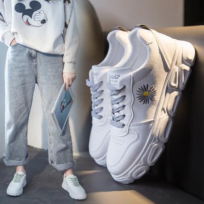 小白鞋GD同款小雏菊
