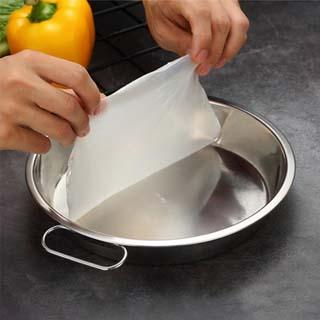 不锈钢凉皮锣蒸盘