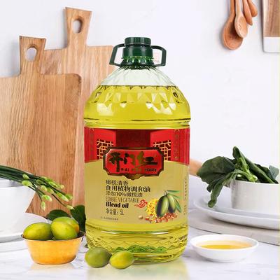 10%橄欖油調和油5L