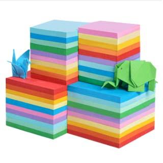 DIY兒童彩色手工折紙