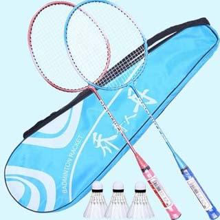 情侶親子羽毛球拍