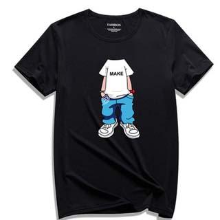 納米男士速干T恤