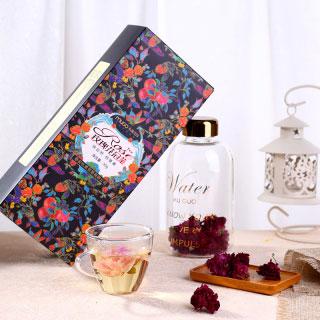特级大朵玫瑰花茶礼盒