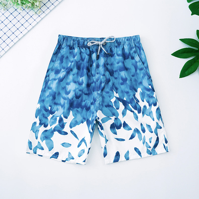 泳裤男平角五分沙滩裤
