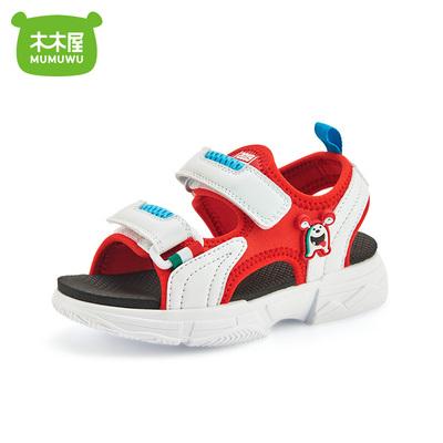 木木屋儿童沙滩凉鞋