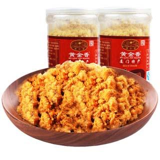 黄金香肉松200g*2罐