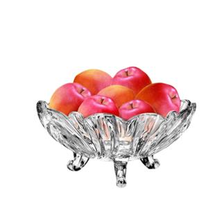网红玻璃水果盘