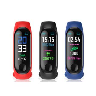 运动智能手环健康计步器