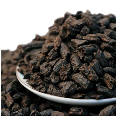 茶化石碎银子普洱茶500g