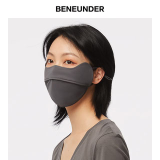 可清洗护眼角防晒口罩