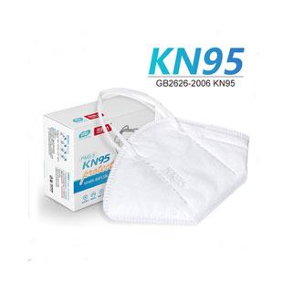 kn95五层防护口罩10个