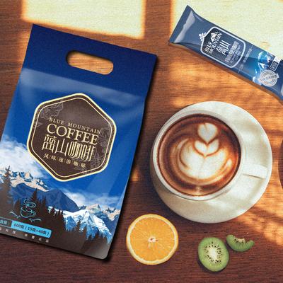 蓝山风味速溶咖啡40条