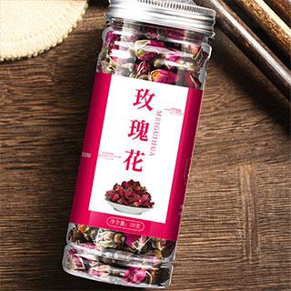玫瑰花茶50g