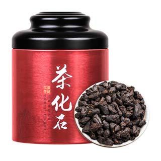茶化石普洱茶罐装100g