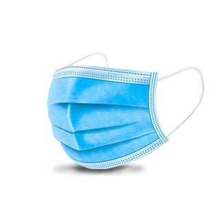 100只一次性防护口罩
