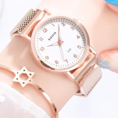 女士时尚简约手表