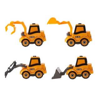 儿童超大号工程车玩具